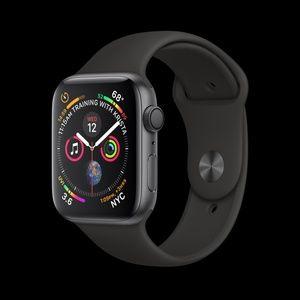 Apple Watch Series 4 Black
